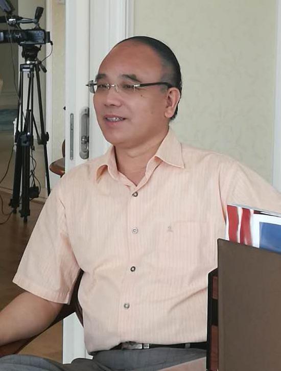 许钧:翻译家的重要使命是促进中外文化交流