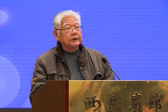 著名评论家叶橹对在《江苏百年新诗选》的出版表示祝贺