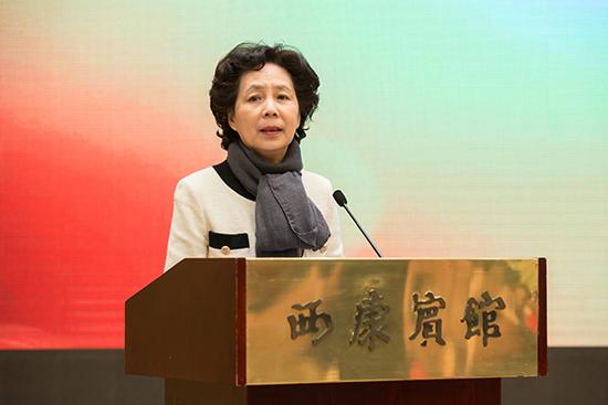 省作协主席范小青致欢迎辞