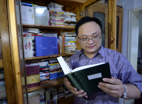 黄孝阳:写小说就像一个手艺人做一块表