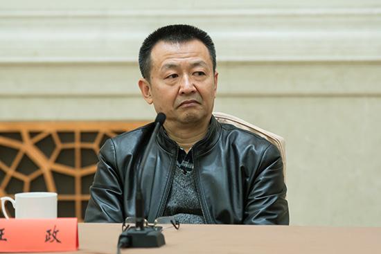 省作协党组成员、书记处书记、副主席汪政在《雨花》创刊60周年座谈会