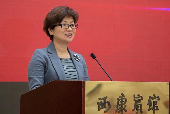 徐宁在《雨花》创刊60周年纪念座谈会上讲话