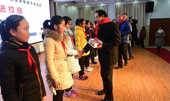"""省作协""""我们的中国梦""""文学惠民下乡活动走进镇江"""