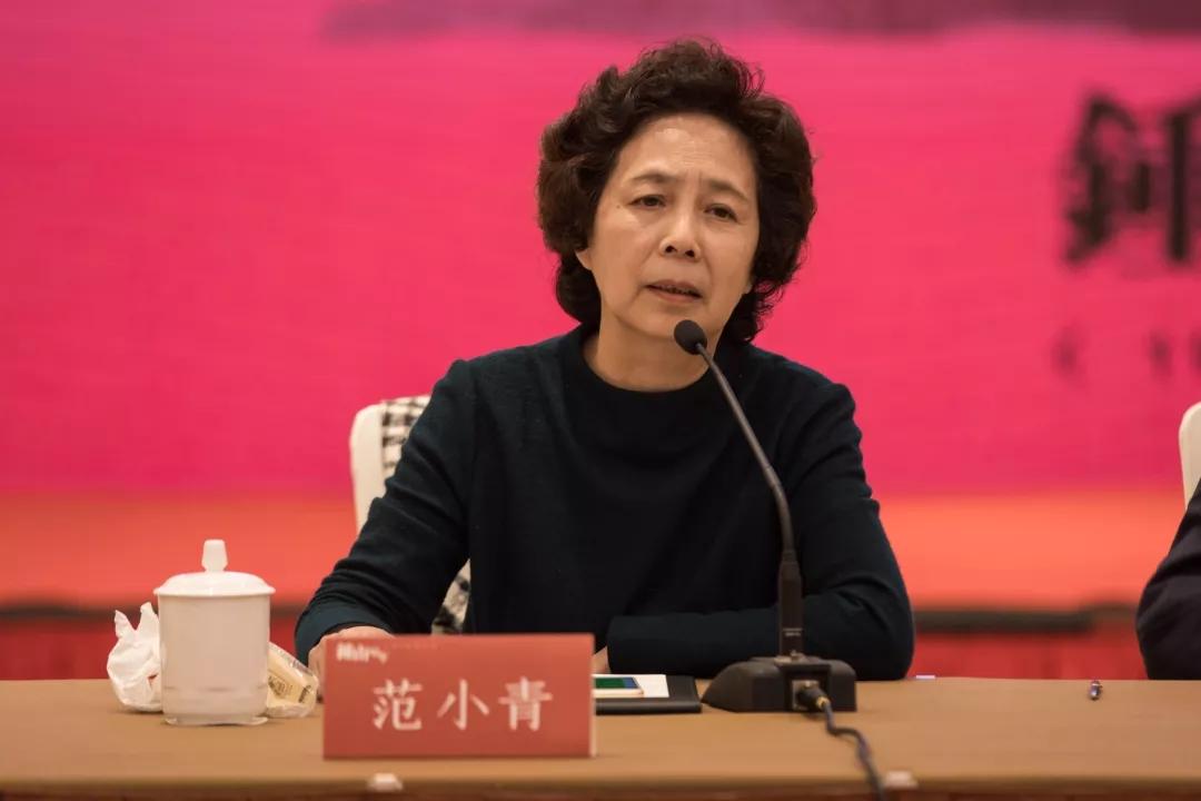 范小青在《鍾山》创刊四十周年纪念座谈会上的总结讲话