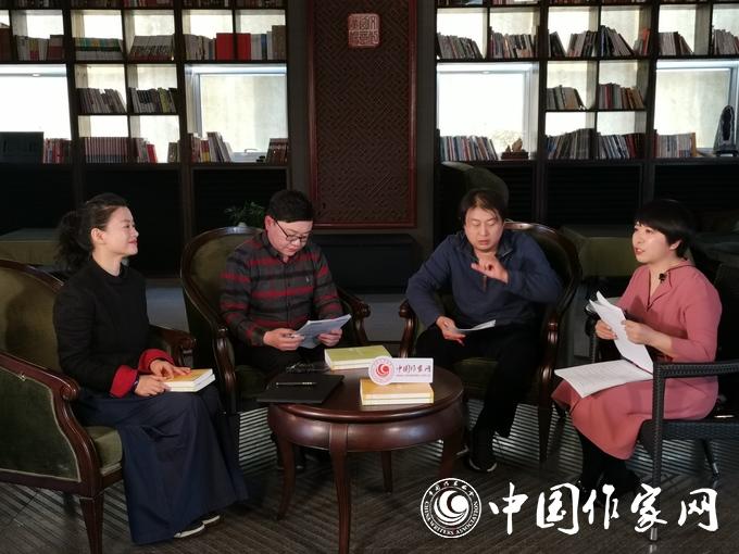 中国作家网与文学爱好者:共建富有生机活力的文学园地