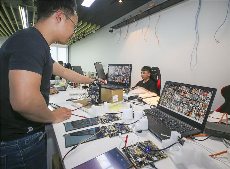 探訪地平線南京研究院