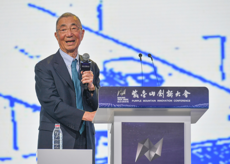 丁肇中:南京工業發展要支持基礎研究 擴大教育投資