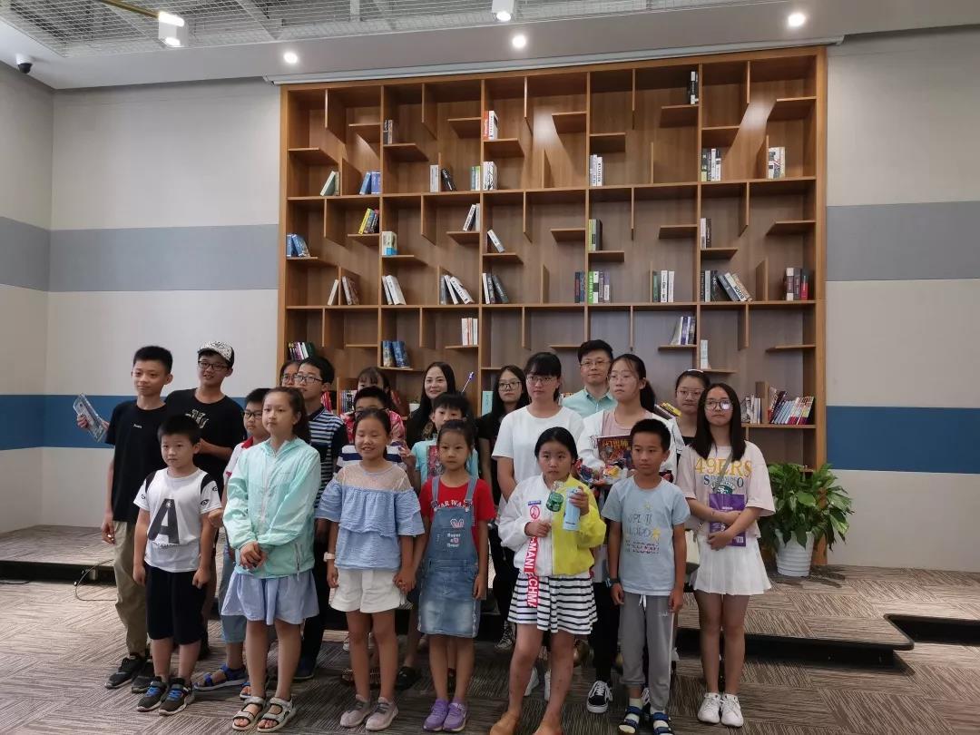 文化惠民——网络作家公益讲座走进东山街道
