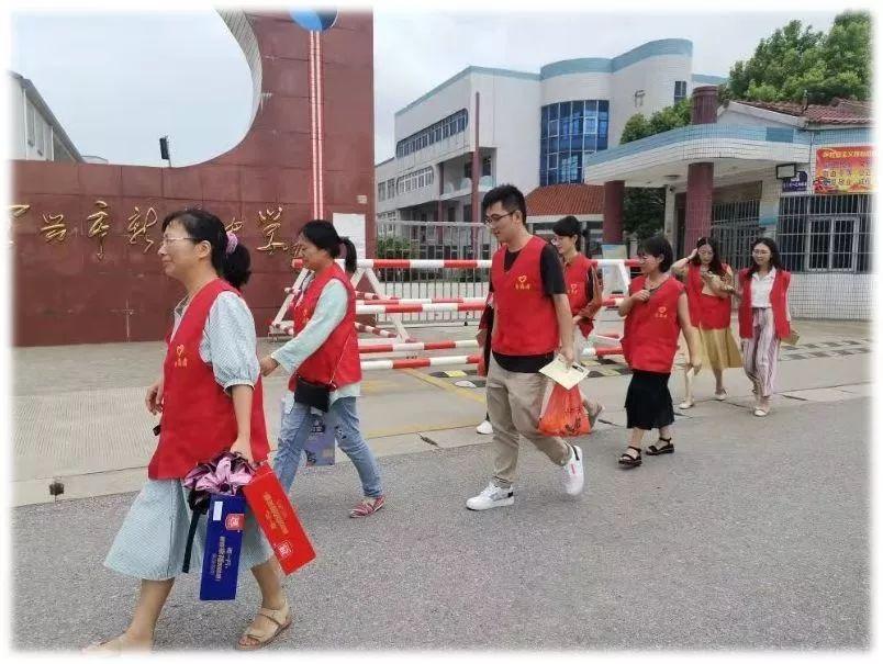 杜鹃花开·新时代文明实践在宜兴——叮咚~杨巷镇暖心的志愿服务活动回顾来啦,快来查收
