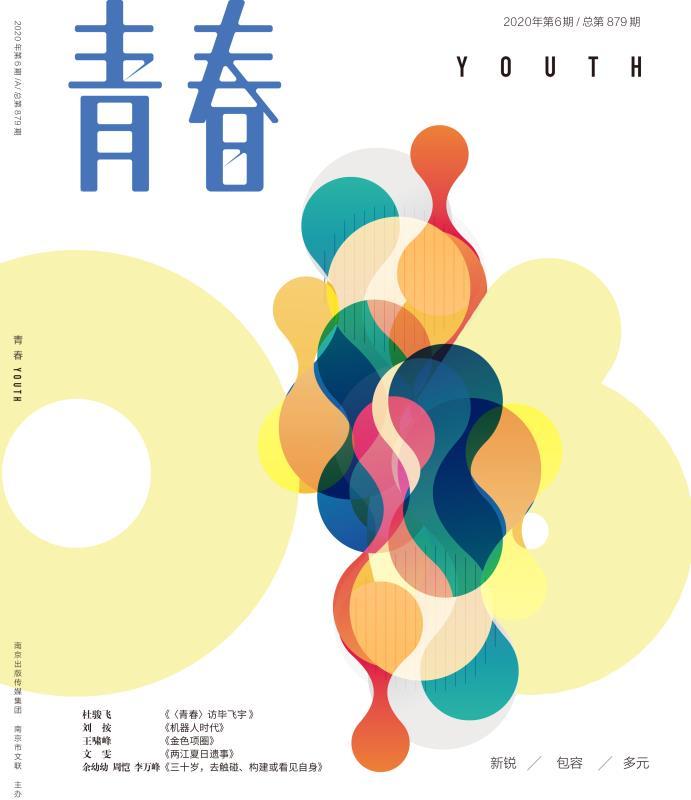 《青春》2020年第6期