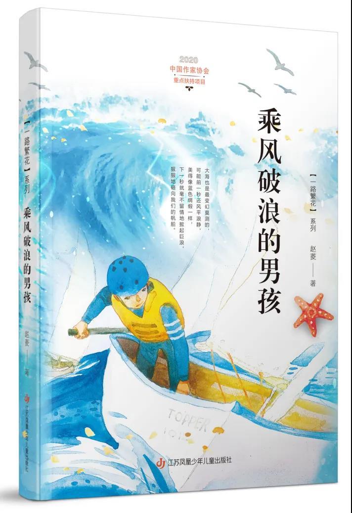 《乘风破浪的男孩》(儿童文学)