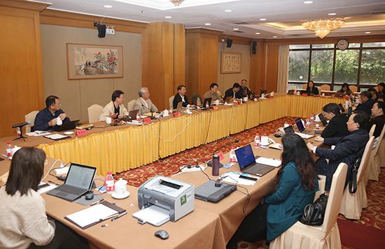 《江苏新文学史》第一次集中审稿会在南京召开