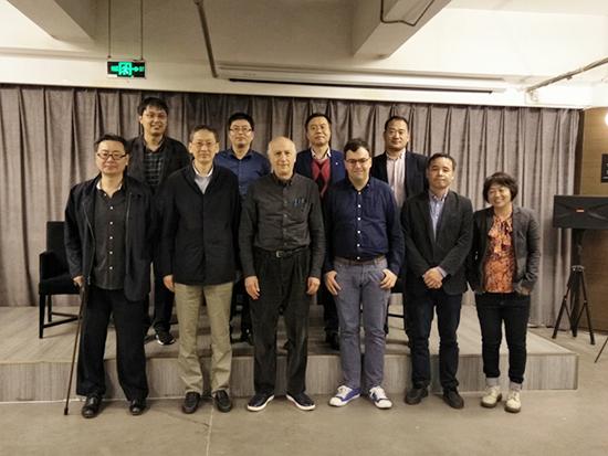 中美当代诗歌创作论坛在南京举办